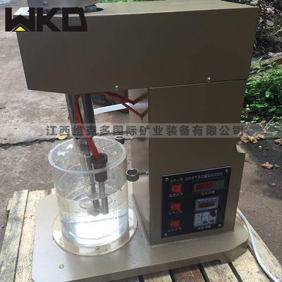 XJT型浸出搅拌机 实验室小型搅拌槽 黄金浸出槽新型充气式搅拌机