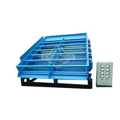 高频振动细筛 五层分级筛框振动筛 煤炭、铜、长石振动筛分机