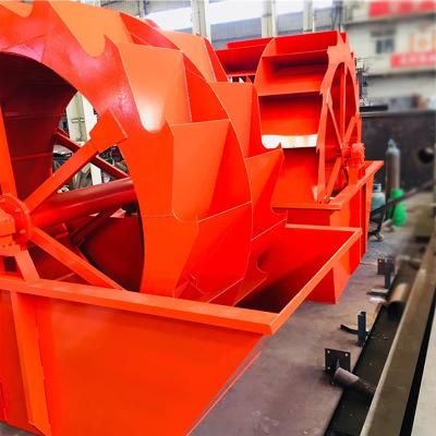 厂家直销 高产量河沙洗砂机 螺旋洗砂机 风火轮洗砂机