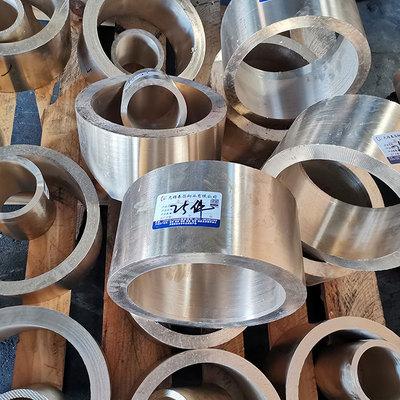 QSn10-1离心浇铸耐磨自润滑锡青铜套 无气孔沙眼裂纹 锡磷青铜套