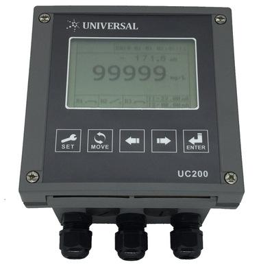美国UNIVERSAL工业在线ph检测分析仪_ORP仪_酸碱浓度计UC200