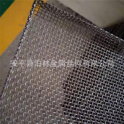 热处理网片240*200mm网孔12*12mm SUS 310S带折边烧银网