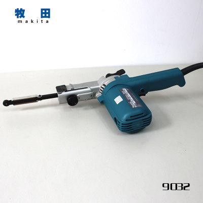 makita牧田 9032带式砂光机 带式抛光机 砂带机 打磨机