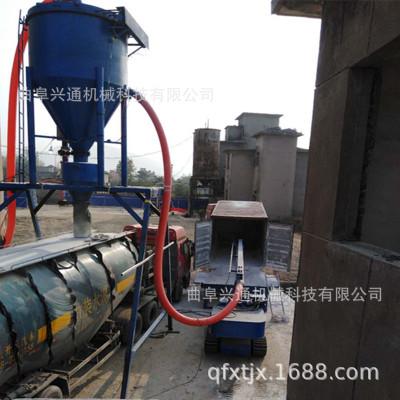 安徽自吸式粉煤灰出库气力吸料机云南货站矿石粉清车卸料机厂家