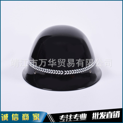 保安头盔执勤头盔勤务钢盔保安防护头盔安保器材订做字样防爆头盔