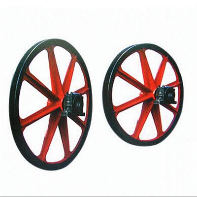 TXG-800/16天轮矿用凿井天轮串车游动天轮固定天轮规格定制批发