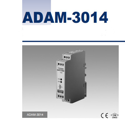 研华模块/隔离DC输入/输出模块ADAM-3014