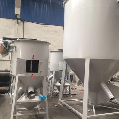 供应螺杆式立式混合机、塑料干燥搅拌机、不锈钢拌料机,混合机