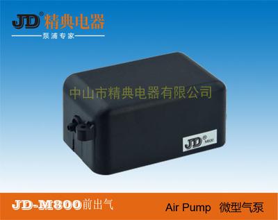 厂家供应小体积大流量气泵/臭氧泵/充气泵/静音气泵M800/微型气泵