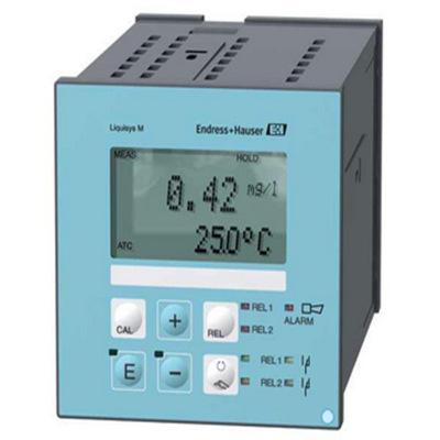 E+H/PH计在线水质分析监测仪CPM223-PR0005酸度计传感器水分仪