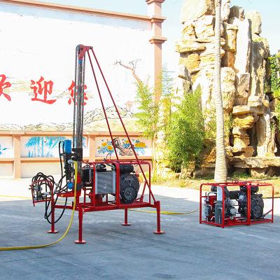厂家供应山地钻机 物探爆炸钻孔机 气动钻井机 小型山地钻机