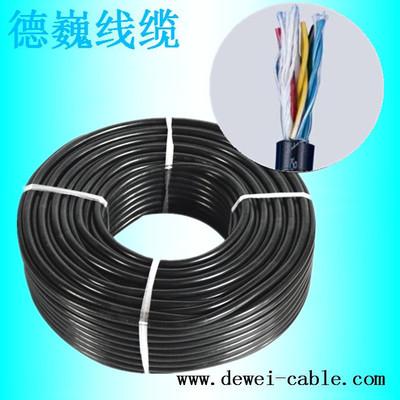 LiYY TP 13*2*0.14平方CE认证双绞数据电缆、信号电缆
