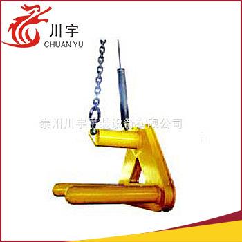 加工定制 C形合金钢双卷板套筒式吊具 复合高强度C形起重吊具
