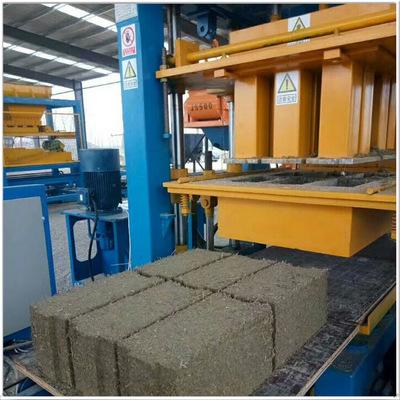 水泥砖马路砖空心砖制造机器 小型电磁震动免烧砖机生产厂家