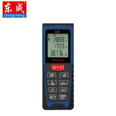 东成电动工具 激光测距仪DFF03-40/60/80测量仪平方电子尺距离仪