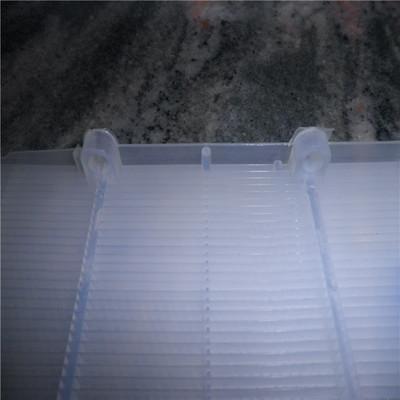 新亚橡塑厂家直销卡扣尼龙1010筛片 纯尼龙筛片高频筛筛片400*120