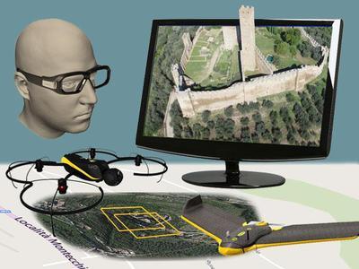 意大利APS数字线画图DLG软件--StereoCAD