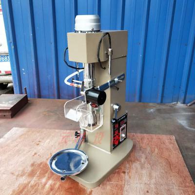 实验室选矿单槽浮选机     变频充气加热浮选机   浮选槽
