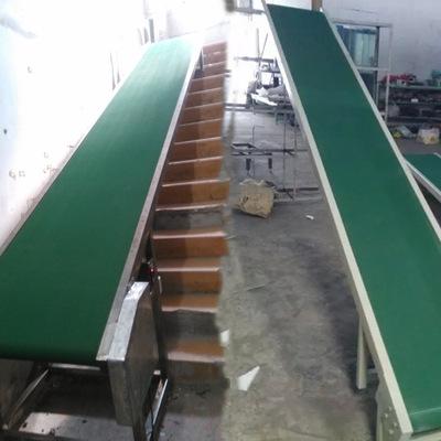 订制传送带pvc输送带 输送皮带 橡胶输送带运料带铭纳机械厂