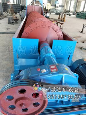 高堰式螺旋分级机/低堰式洗砂机 /矿用分级脱泥洗矿设备