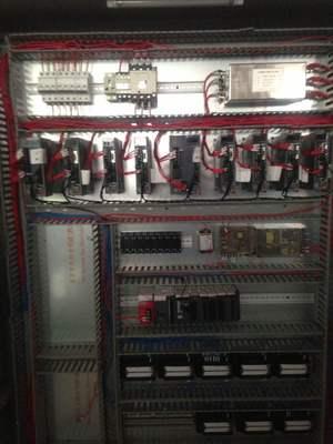 组态开关设计 GGD电柜 低压配电柜 触摸屏编程 废水控制 喷涂控制