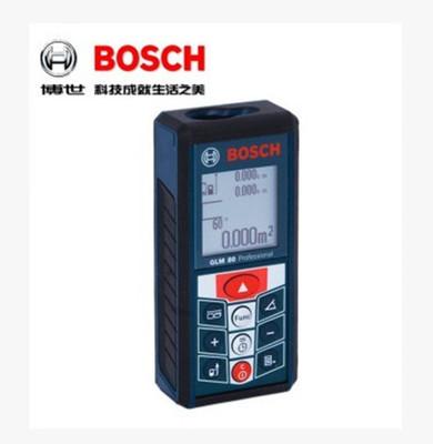 博世测距仪红外线手持式激光测距仪80米/GLM80/角度测量仪/充电式
