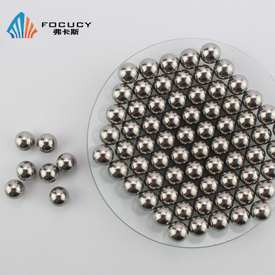 FOCUCY弗卡斯行星式球磨机专用球磨介质 316不锈钢研磨球研磨珠