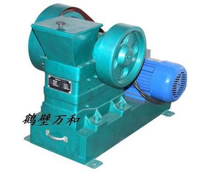 颚式破碎机是化验室理想的煤炭硬质物料制样设备 煤质分析仪器