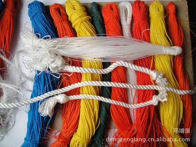 农用网线 聚乙烯渔网线 包装线 家禽畜牧养殖编织线
