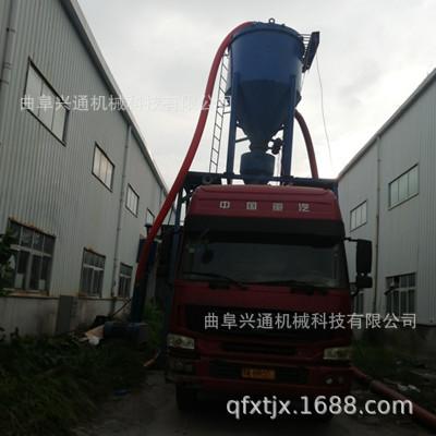 泰州集装箱粉煤灰清车输送设备淮北遥控式清地坑水泥粉装车设备