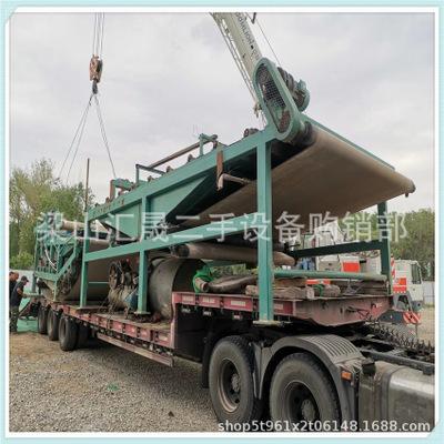 郑州高价回收转鼓浓缩带式脱水机