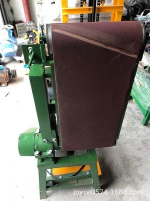 QF1520*200/300/400直翻转带式砂带机 木工机械 抛光机 砂带抛光