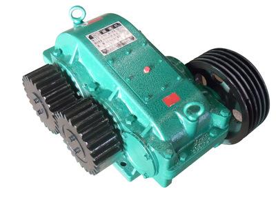 掌柜推荐930.38齿轮减速机凯旺同轴式卧式减速机18.5变速箱减速箱