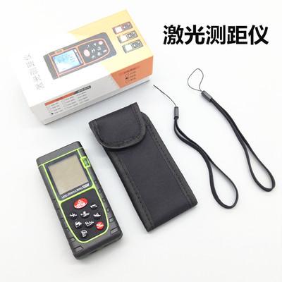 厂家直销手持式测距仪激光测距高精度红外线测量仪量房仪电子测量