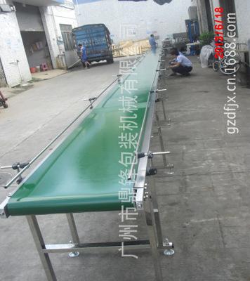 广州鼎锋中国老品牌供应PVC-1订制传送带 输送带环形输送带