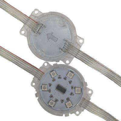 深圳厂家私模定制304050mm高品质点光源像素灯铝材轨道线条灯