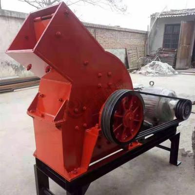 厂家直销新型锤式制砂机 小型电动锤式破碎机粉碎机 多功能小锤破