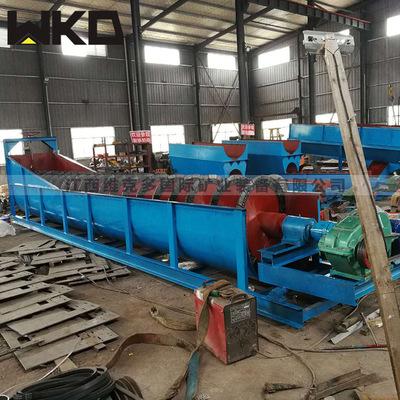 锆英砂除泥脱水分级设备 FG10螺旋分级机 大处里量洗砂机 低堰式