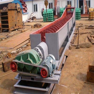 供应 云南专业生产分级机厂家 单螺旋分级机  螺旋洗砂机 洗石机