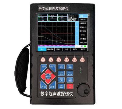 数字超声波探伤仪 裂纹疏松气孔夹杂金属探伤 焊缝超声波探伤仪
