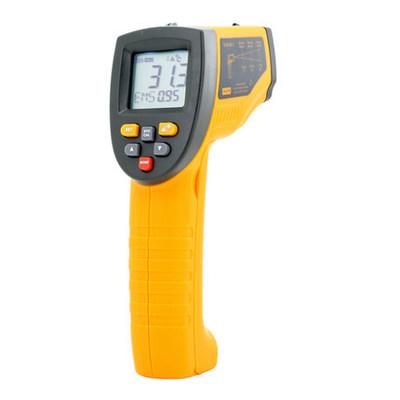 胜利正品 红外线测温仪 VC310C 温度计-20℃~1650℃工业级测温枪