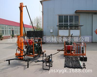 山地钻机  30米高效勘探钻机   30型物探钻机