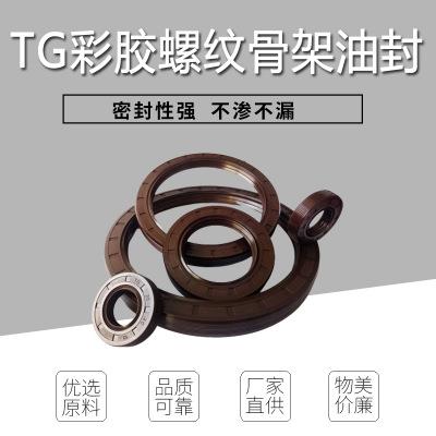 厂家供应TG TC骨架油封 氟胶汽车机械轴承o型密封圈 大量现货供应