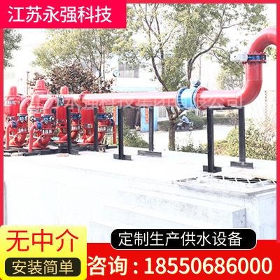 立式长轴深井增压泵 电动单吸式轴流泵节能深井泵厂家