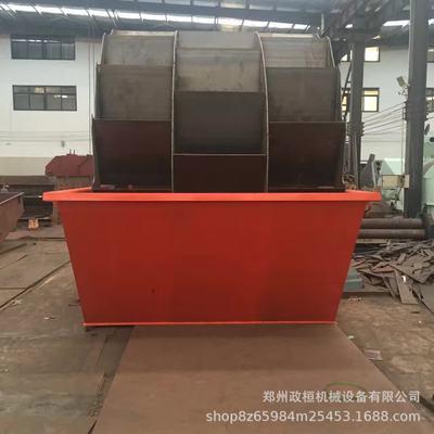 厂家直销 制砂洗砂机生产线 3200大型轮斗式洗砂机生产线设备