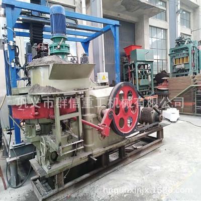液压尾矿砖机 厂家直供石粉砖机