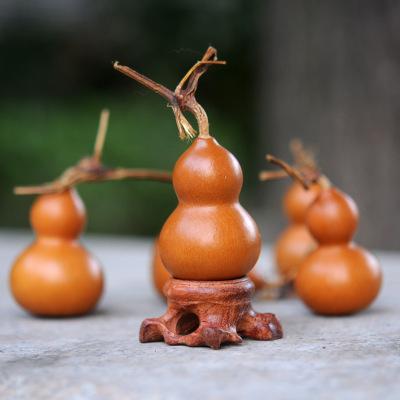 精品文玩老葫芦葫芦做旧老葫芦紫皮包浆收藏小手捻葫芦精品精品