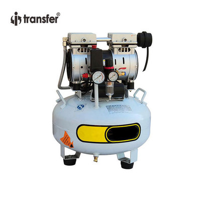 24升无油大排量低噪音低耗能低成本空气压缩机配气动热转印烫画机