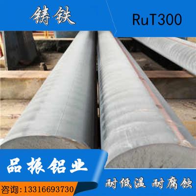 批发零售 RuT300蠕墨铸铁 RuT300蠕墨铸铁圆棒 蠕墨铸铁板 可零切