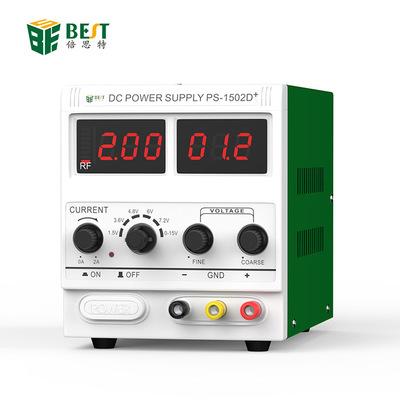 可调直流电源倍思特1502D+数显稳压带信号限流调节手机维修电源